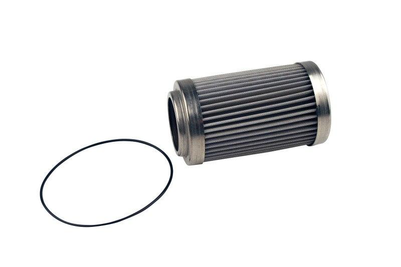 Aeromotive Filtr paliwa 100 mikronów dla AM-12318/12319 - GRUBYGARAGE - Sklep Tuningowy
